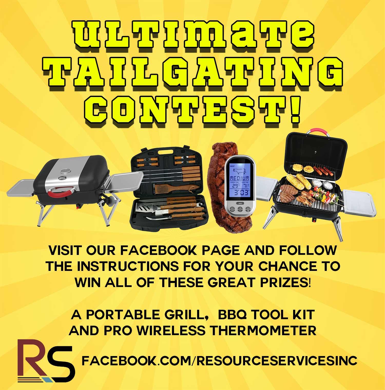 ultimate tailgating contest Altoona IA