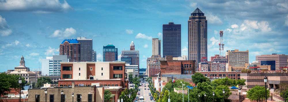 Des Moines Iowa Covid19 Coronavirus information update
